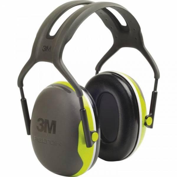 3M Kapselgehörschutz X4A SNR = 33 dB