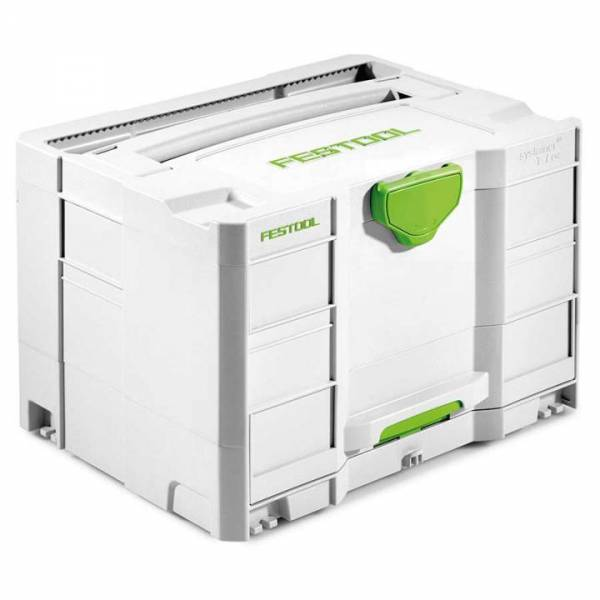 Festool SYSTAINER T-LOC SYS-COMBI 2 - NO: 200117