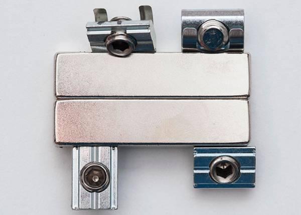 Vario-Bench Magnet-Set für Führungsschienen