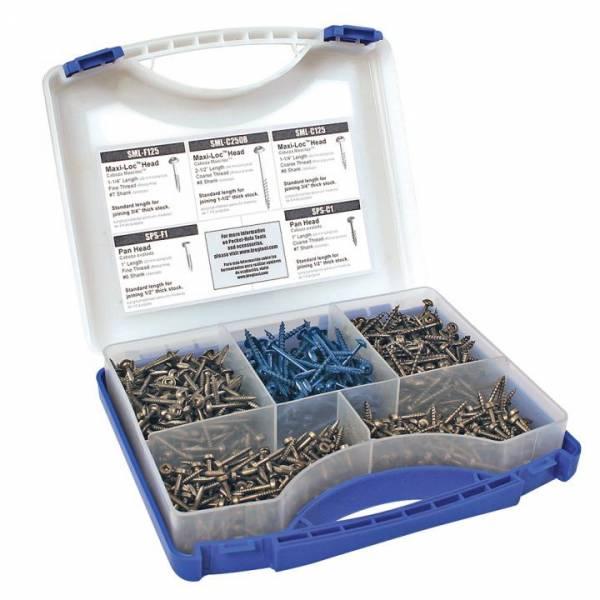 KREG® Taschenlochschrauben 675tlg Satz - SK03-INT