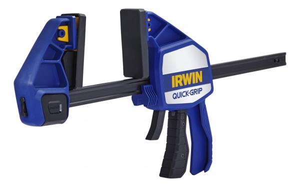 """IRWIN XP Einhandzwinge / Spreizer """"Heavy Duty"""" - Weite 235-530mm - 10505943"""