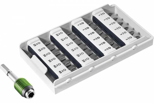 Festool Bit-Sortiment BITS + BHS 65 CE TL 24x - NO: 769094