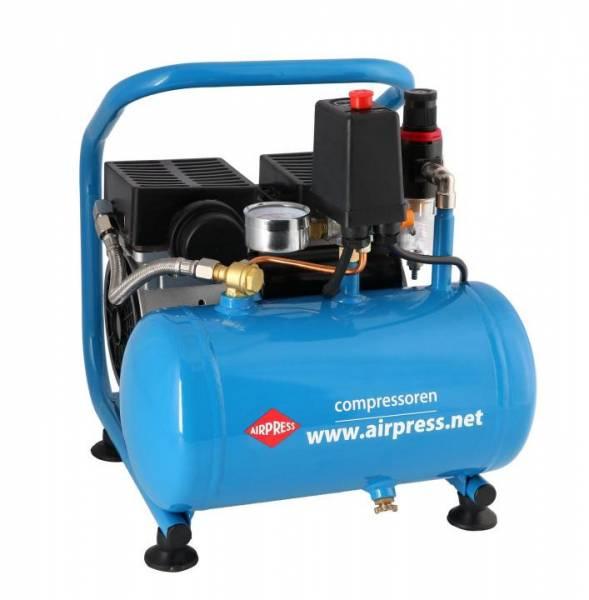 Etwas Neues genug AIRPRESS SILENT Montage-Kompressor 8 Bar Druck,95 Liter/min #CW_89