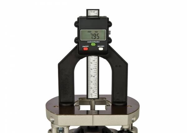 TREND® Digitale Einstelllehre für Fräsen / Sägen / Hobel uvm. - GAUGE-D60
