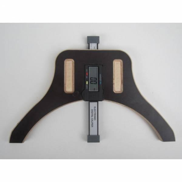 Wood-Special Digitalmessuhr für Fräsen / Frästische / Oberfräsen