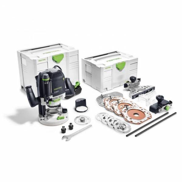 Festool Oberfräse OF 2200 EB-Set - NO: 574392