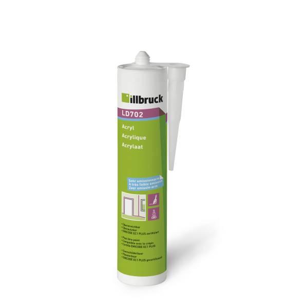 illbruck Acryl LD702 10% 310ml, weiß