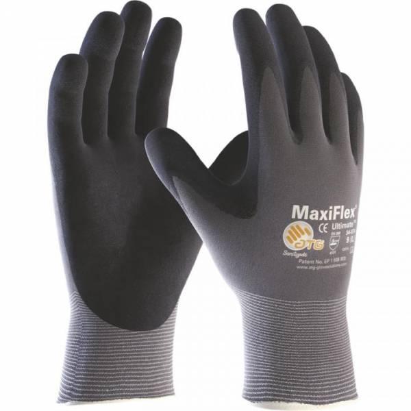 MaxiFlex®Ultimate Schutzhandschuh (ohne Noppen) - 34-874 EN388 Kategorie II - 9