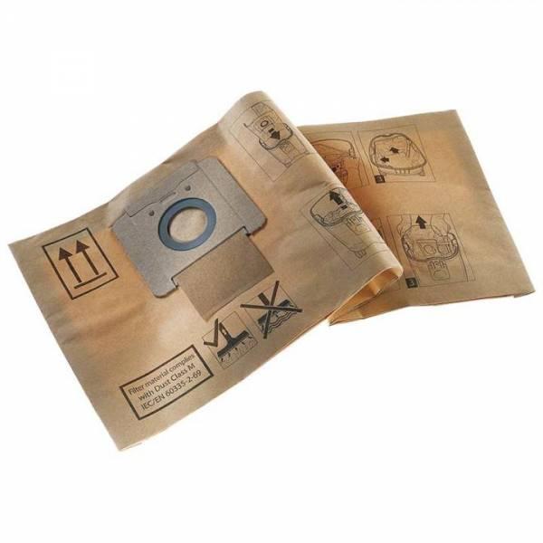PROTOOL Papierfilterbeutel PFB-VCP 30 E - 5 Stück - 614660