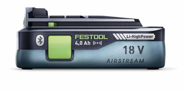 Festool HighPower Akkupack mit 4000mAh & Bluetooth BP 18 Li 4,0 HPC-ASI - NO: 205034