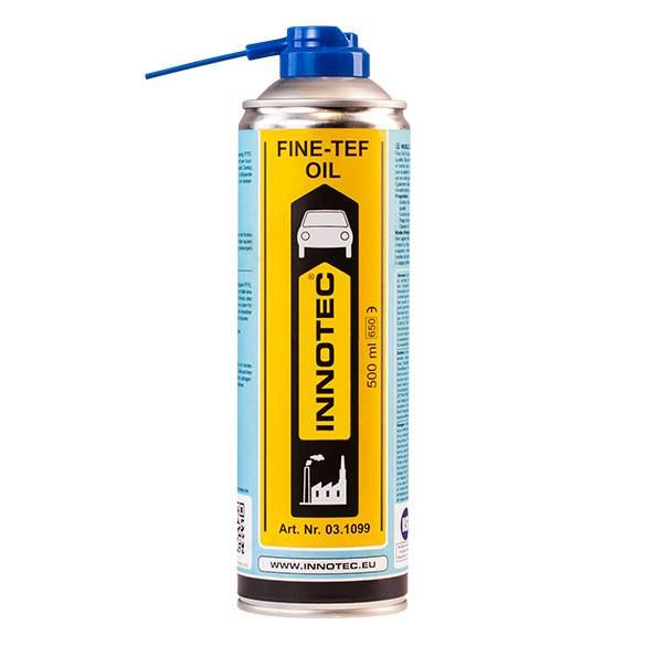 INNOTEC Dünnflüssiges PTFE-Schmieröl FINE-TEF OIL - 500ml - 1003