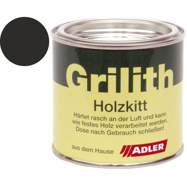 GRILITH Holzkitt Schwarz 100ml