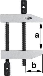 Bessey Parallel-Schraubzwinge - PA105