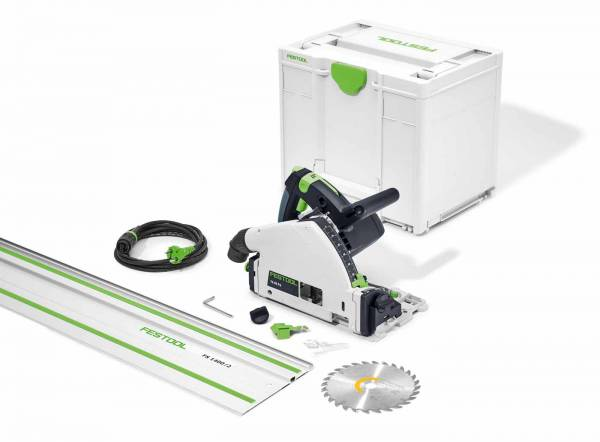 Festool Tauchsäge TS 55 FQ-Plus-FS inkl. 1400mm Schiene - NO: 577015