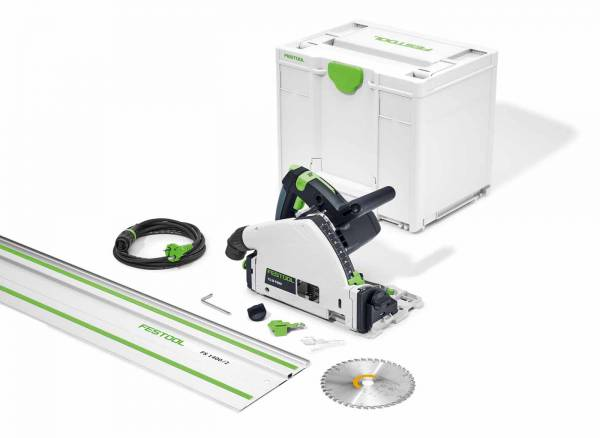 Festool Tauchsäge TS 55 FEBQ-Plus-FS inkl. 1400mm Schiene - NO: 577010