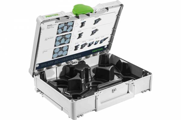 Festool Systainer³ SYS-STF Delta 100x150 - NO: 576781