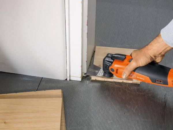 Fein E-Cut 161 Long-Life-Sägeblatt Breite 65 mm | Länge 50 mm | VE 1 St | Aufnahme SLP - 63502161210