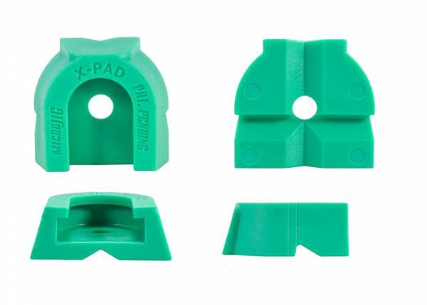 Microjig® Schutzkappen für MATCHFIT Schraubzwinge - X-PAD-K4