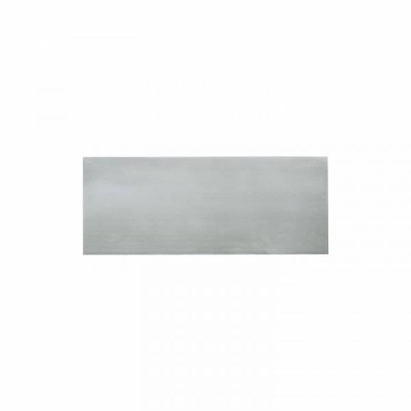 Ziehklinge aus Spezialstahl Ausführung rechteckig 150 x 60 x 0,8 mm