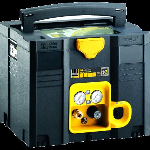 Schneider Kompressor im Systainer SYM 150-8-6 WXOF