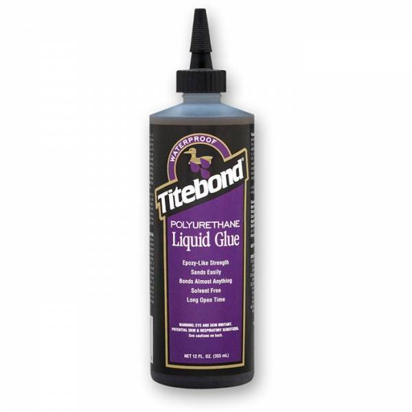 Titebond® Polyurethane Liquid Glue - PU Leim 8 Oz = 236ml