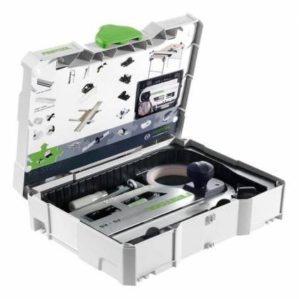 2 FS-Verbinder Festool F/ührungsschiene +Tasche Set 2 Schienen 2 Zwingen