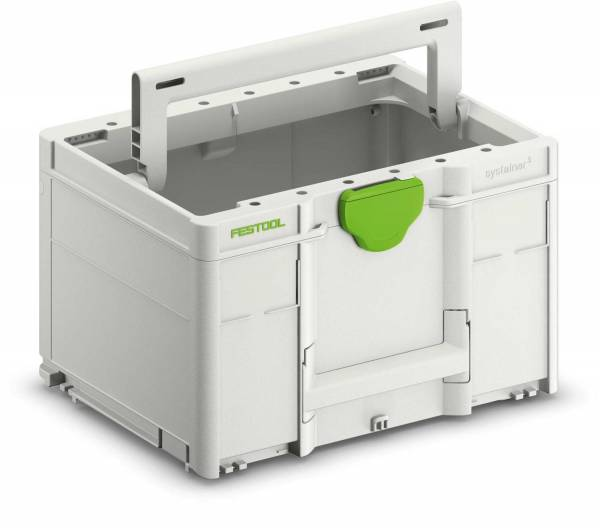 Festool Systainer³ ToolBox SYS3 TB M 237 - NO: 204866