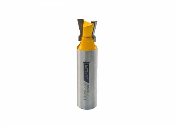 Microjig® MATCHFIT Schwalbenschwanzfräser Schaft 12mm - MB-12MM-0514