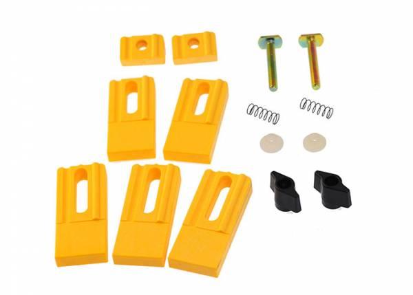 """MicroJig Rückschlagschutz-Set """"Gravity Heel Kit"""" für GRR-RIPPER"""