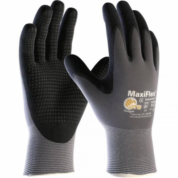 MaxiFlex®Ultimate Schutzhandschuh (MIT Noppen) - 34-844 EN388 Kategorie II - 10