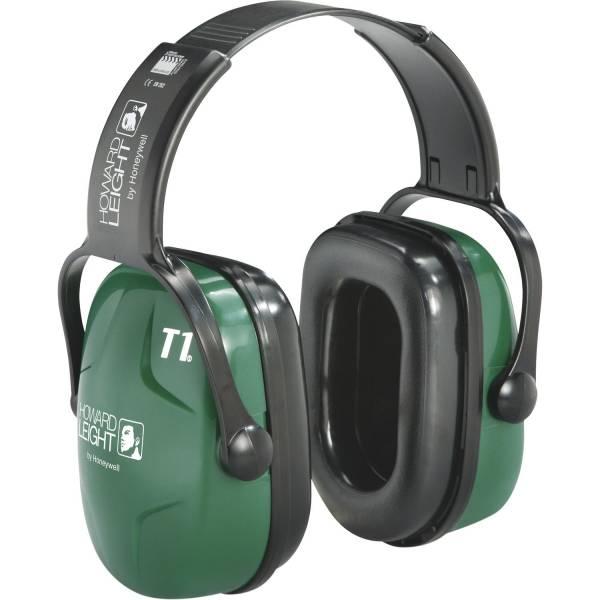 HOWARD LEIGHT Kapsel-Gehörschutz Thunder T1 formstabiler Kopfbügel SNR = 30 dB