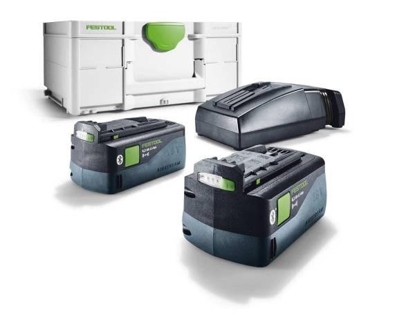 Festool Energie-Set im Systainer - SYS3 ENG 18V 2x5,2/TCL6 - NO: 576810