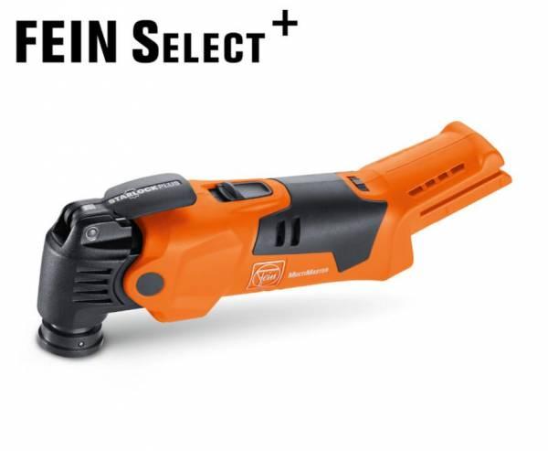 Fein Oszillierer Akku MultiMaster AFMM 18 QSL Select - 71292262000