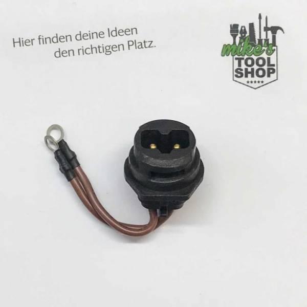 Festool Steckergehäuse mit Ring-Kabelschuh 50mm - No: 489927