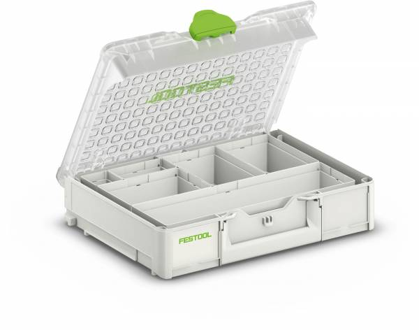 Festool Systainer³ Organizer SYS3 ORG M 89 6xESB - 6 Boxen - NO: 204854