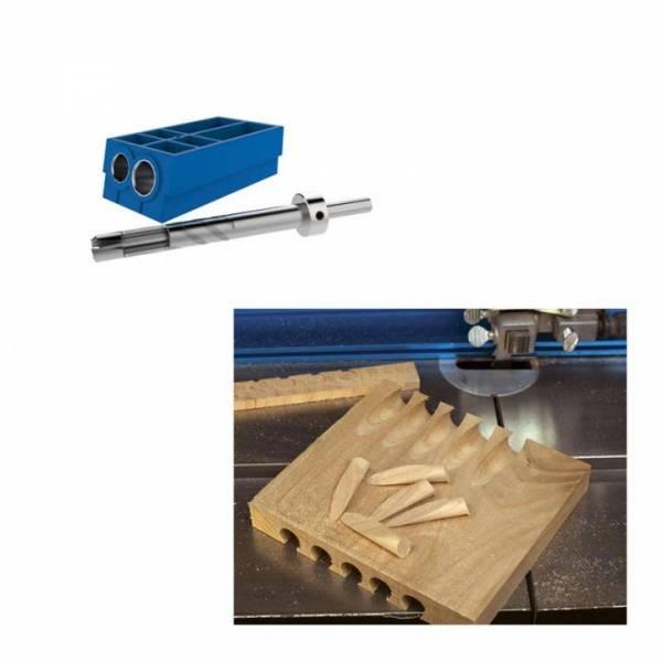 KREG® Bohrschablone für Holzstöpsel Kreg Jig - KPCS