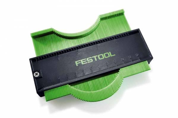 """Festool Konturenlehre KTL-FZ FT1 """"Profilschablone"""" - NO: 576984"""