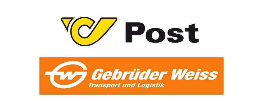 Versandpartner: Österreichische Post AG